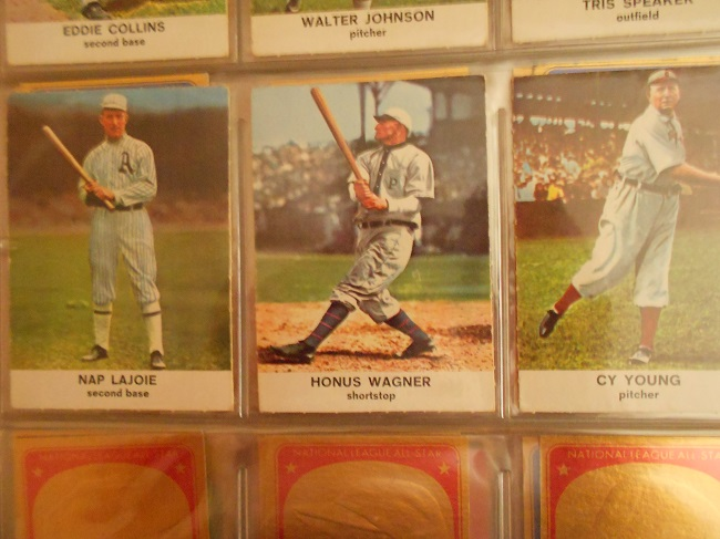 Golden Press Baseball Card series