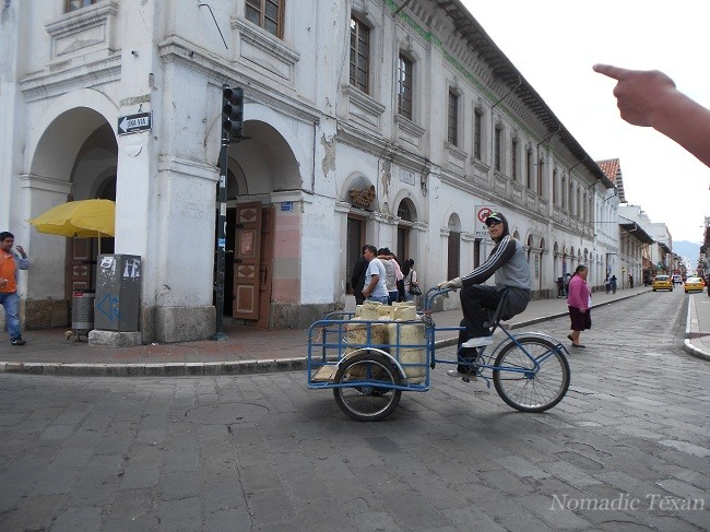 Bicycle Mode of Transporation