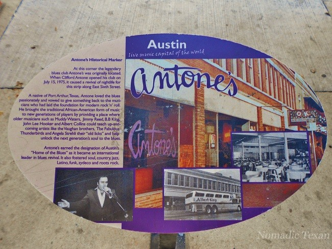 Antones Home of the Blues in Austin