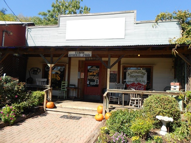 Oxbow Pies & Antiques