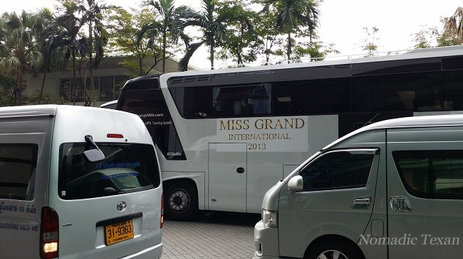Ms Grand International Bus