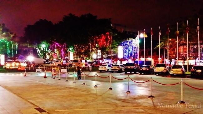 Parking Lot at Asiatique