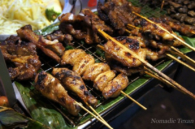 Various Grilled Meats