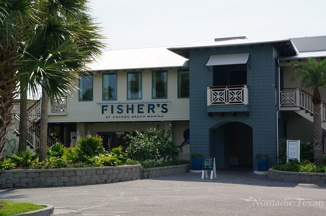 Fischer's at Orange Beach Marina