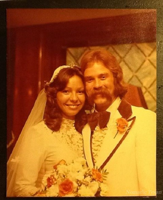 Wedding Day 36 Years Ago