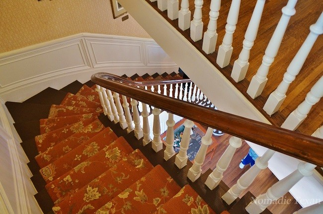 Magnificent Goodman Staircase