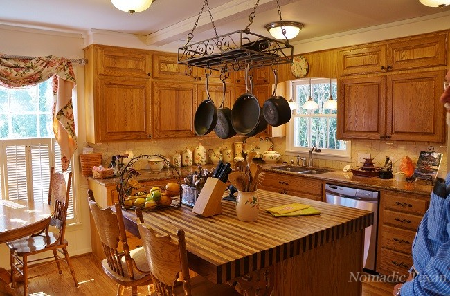 The Frank Home Kitchen