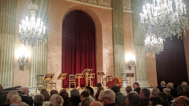 Vienna Residence Orchestra, Viennese Palace