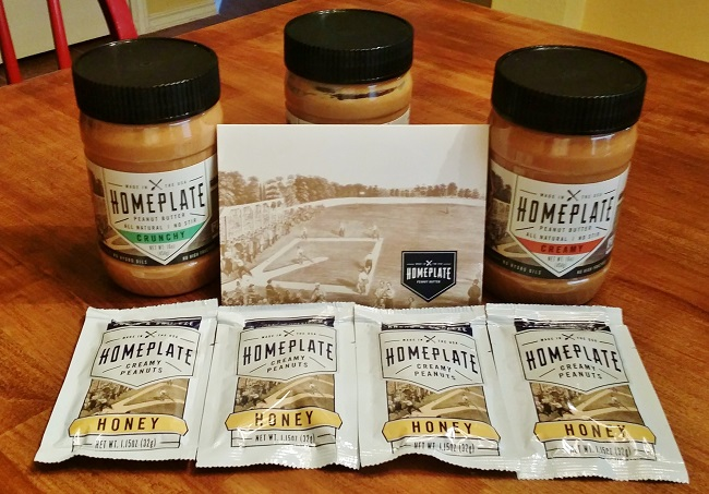 The Entire Collection to Review From Homeplate Peanut Butter