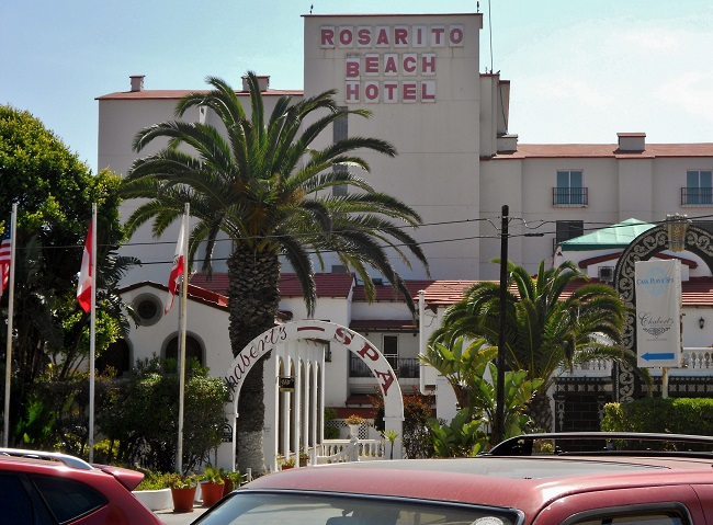 The Rosarita Beach Hotel