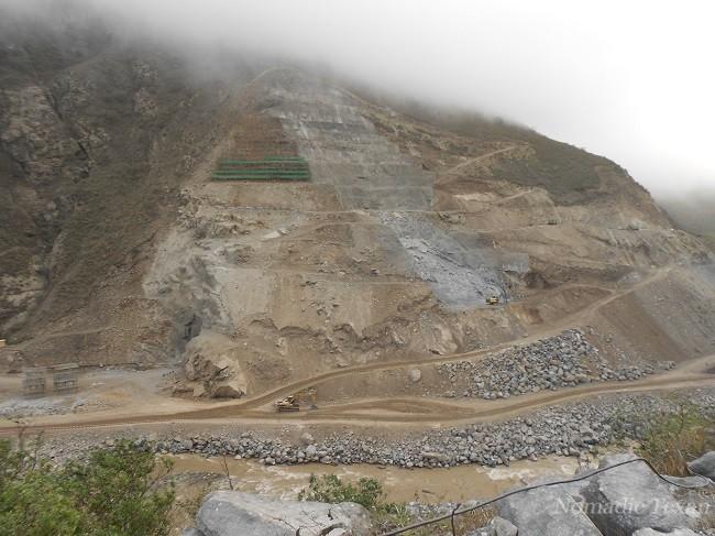 Minas-San Francisco Dam