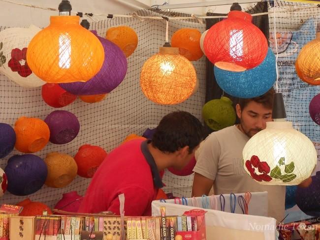 Lampshade Vendor