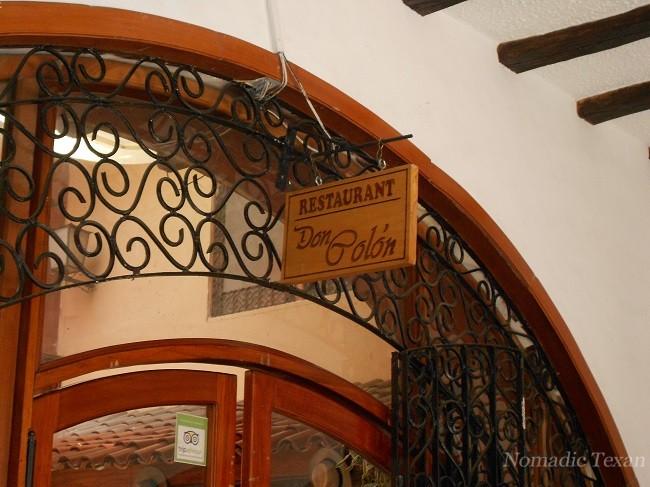 Don Colon Sign
