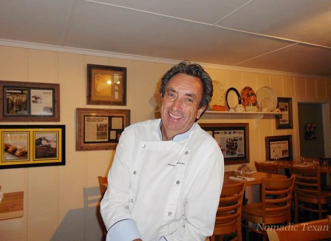Chef Simon Webster