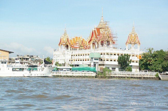 Temples Galore Abound on the River