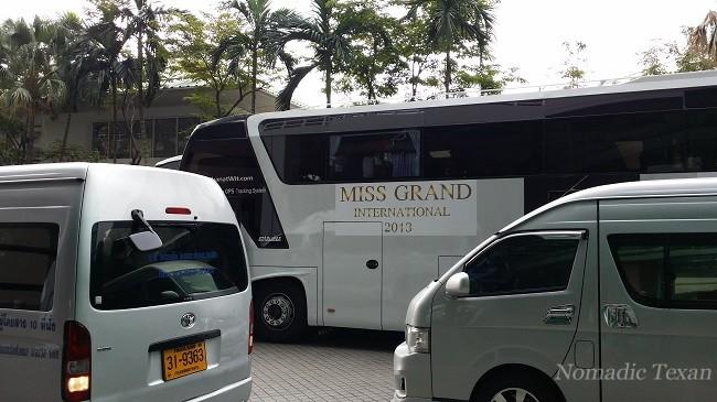 Ms Grand International Bus