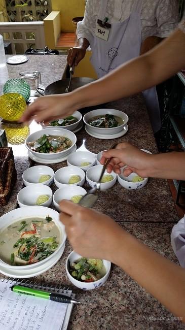 Khang Keaw Wan Gai, #Green Curry Chicken in Coconut Milk