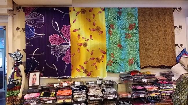 Various Batek Material