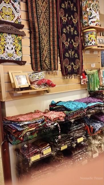 Various Batek Materials