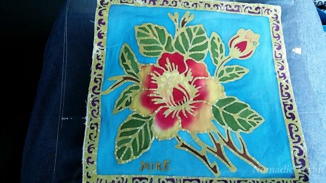 My Batek Artwork
