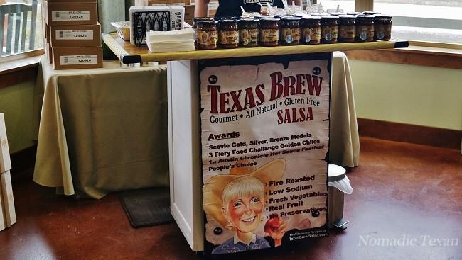 Texas Brew Salsa