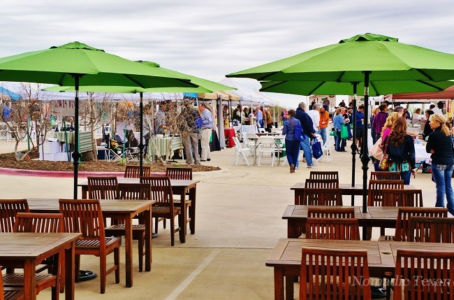 Texas Olive Fest Booths