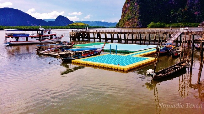 Panyee Floating Soccer Field