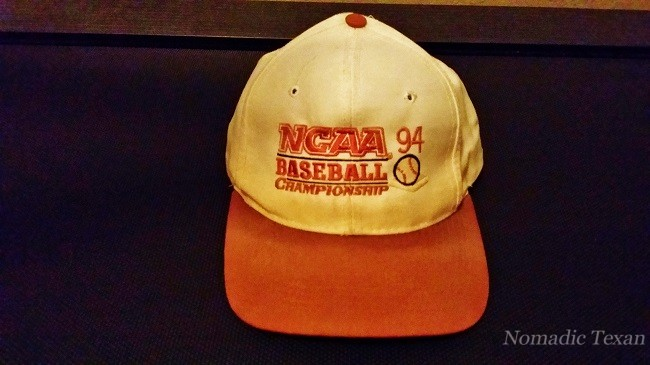 1994 College Baseball Regionals Hat