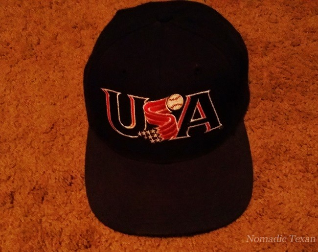 1996 US Olympic Baseball Hat