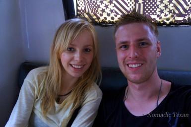 Agness and Cez