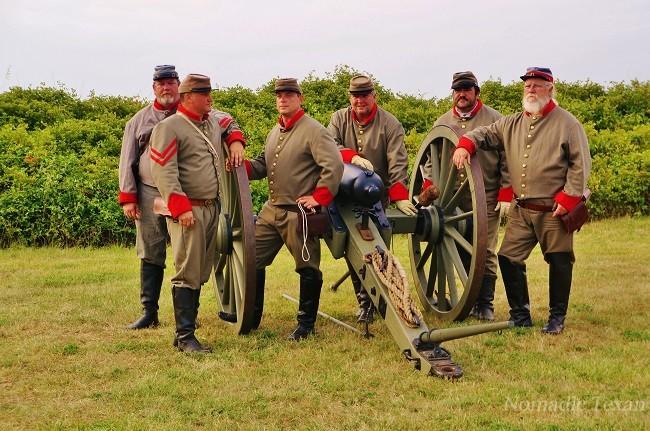 Confederate Artillery Specialits