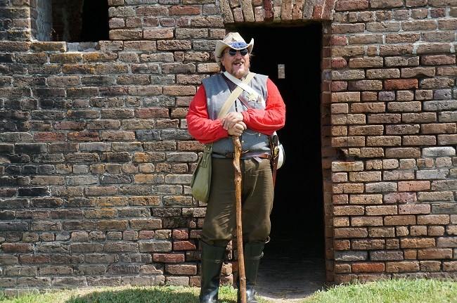 Confederate Spy