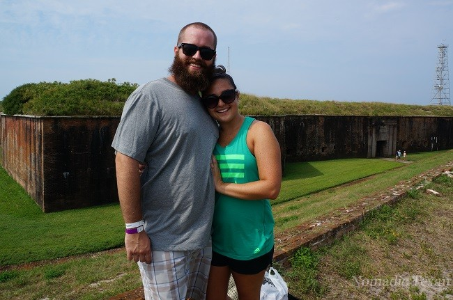 Stephen Hinnart and Marissa Batchar From Pensacola Florida