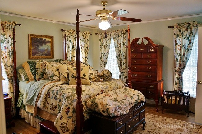 The Frank Home Master Bedroom