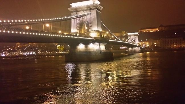 Széchenyi Chain Bridge, Budapest Hungary